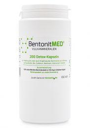 Bentonite MED® 200 detox capsules