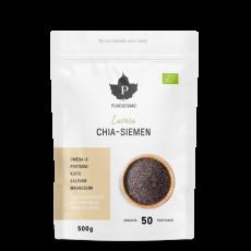 Luomu Chia-siemenet - 500 g