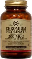 Chromium Picolinate 200 mcg 90 vcaps