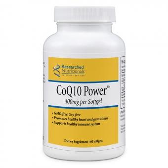 Co Q10 Power™ 400 mg