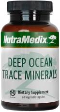 DEEP OCEAN TRACE MINERALS 60 kaps