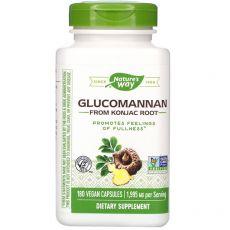 Glucomannan from Konjac Root, 1,995 mg, 180 Vegan Capsules