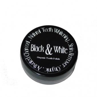 Black & White luonnollinen hampaiden valkaisija