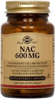 NAC 600mg 60caps
