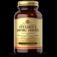 E-vitamiini 268mg Mixed 100softgels