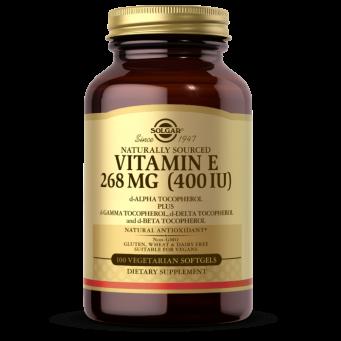 Vitamin E 268mg Mixed 100softgels