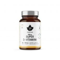 Super D-vitamiini 60 kaps
